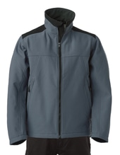 Workwear Soft Shell Jacket (Convoy Grey)