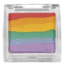 Paint me Schminkfarbe, Dose, SB-Blister 10g, Regenbogen Pastelltöne