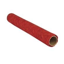 Faserseide: Modern, 30cm, Rolle 5m, rot