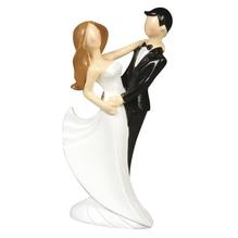 Polyresin Brautpaar modern, 10cm