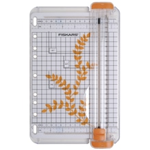 Tragbare SureCut Papierschneidemaschine, 22cm, A5, SB-Blister