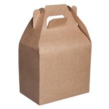 Geschenkbox, 10x6,3x9cm, m. Griff, SB-Btl 4Stück