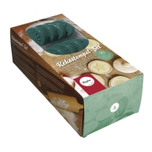 Keksstempel Set, 10-teilig, Box 1Set
