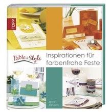 Buch: Table&Style Inspirationen für, Hardcover, Nur in deutscher Sprache, Nur in deutscher Sprache