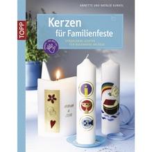 Buch: Kerzen für Familienfeste, Nur in deutscher Sprache, Nur in deutscher Sprache