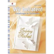 Buch: Wir heiraten!, nur in deutscher Sprache