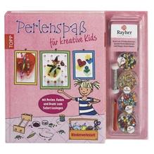Buch: Perlenspaß f. kreative Kids, m. Material, nur in deutscher Sprache