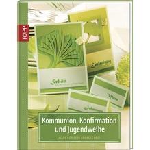 Buch: Kommunion,Konfirmation&Jugendweihe, nur in deutscher Sprache