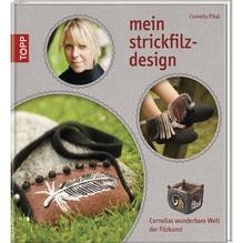 Buch: mein Strickfilz-Design, nur in deutscher Sprache