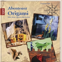 Buch: Abenteuer Origami, Hardcover,nur in deutscher Sprache