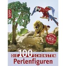 Buch: Die 100 schönsten Perlenfiguren, nur in deutscher Sprache