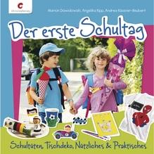 Buch: Der erste Schultag, nur in deutscher Sprache, Hardcover