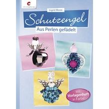 Buch: Schutzengel- Aus Perlen gefädelt, nur in deutscher Sprache
