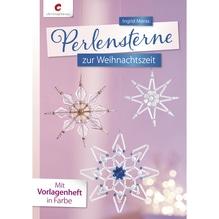 Buch: Perlensterne zur Weihnachtszeit, nur in deutscher Sprache