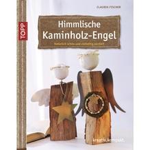 Buch: Himmlische Kaminholz-Engel, nur in deutscher Sprache
