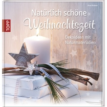 Buch: Natürlich schöne Weihnachtszeit, Hardcover, nur in deutscher Sprache