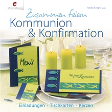 Buch: Kommunion u. Konfirmation, Hardcover,nur in deutscher Sprache