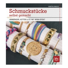 Buch: Schmuckstücke selbst gemacht, Hardcover,nur in deutscher Sprache