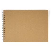 Album, Querformat, DIN A4, 30 Blatt, 190 g/m2