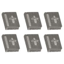 Metall Plättchen: Gotteslob, 1,5cm, SB-Btl 10g, silber