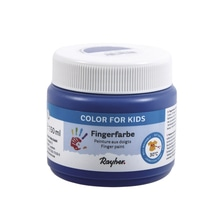 Fingerfarbe, Dose 150ml, violett