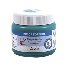 Fingerfarbe, Dose 150ml, immergrün
