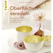 Buch: Oberflächen veredeln, Hardcover,nur in deutscher Sprache
