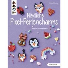Buch: Niedliche Pixel-Perlencharms, nur in deutscher Sprache