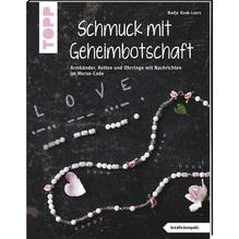 Buch: Schmuck mit Geheimbotschaft, nur in deutscher Sprache