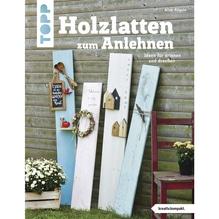 Buch: Holzlatten zum Anlehnen, nur in deutscher Sprache