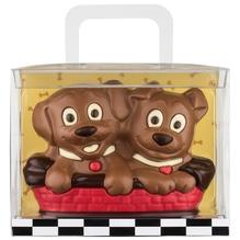 Weibler 'Hundekörbchen' Vollmilch-Schokolade, 225 g