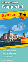 Wuppertal Kulturstadtplan