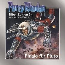Perry Rhodan Silber Edition - Finale für Pluto, 1 Audio-CD | Voltz, William; Ewers, H. G.; Darlton, Clark