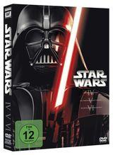 Star Wars Trilogie 4-6, 3 DVDs