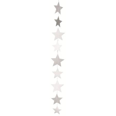 X-Mas Paper Sternengirlande