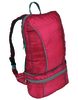 Nube 2-in-1 Backpack and Waist Bag (Red)