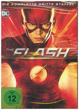 The Flash. Staffel.3, 4 DVDs