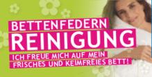 BETTENFRIZ REINIGUNGS-GUTSCHEIN