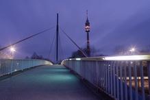 Brücke am Florianturm