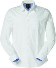 MUSTO Hr.Oxford Hemd/weiß