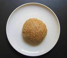 Sesam-Dinkelbrötchen