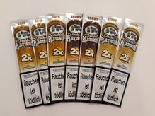 Blunt Wrap Platinum Gold, Ivory, Brown