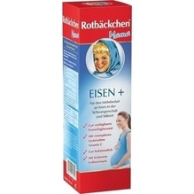 Rabenhorst Rotbäckchen Mama Eisen+ Saft 450 ml