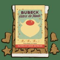 Bubeck - Weihnachtskeks von Bubeck - Edition 2017 - getreidefrei