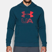 UNDER ARMOUR THREADBORNE GRAPHIC HOODIE