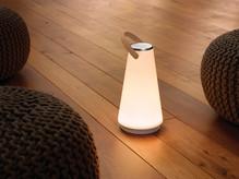 Leuchte mit Lautsprecher