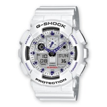 Casio G-Shock Classic Herren-Armbanduhr GA-100A-7AER