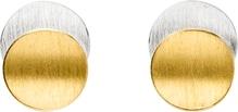 Ohrringe Silber/Gold