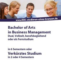 Bachelor of Arts in Business Management