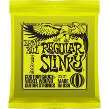 ERNIE BALL E-Gitarren-Saiten 'Regular Slinky' 010-046